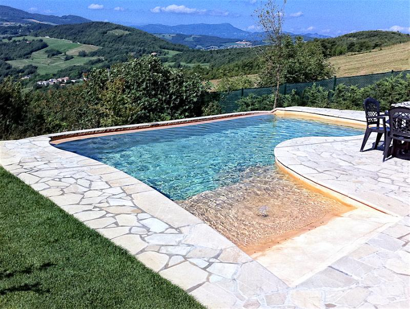 √ pool house rivestimenti